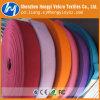 Nylon Colorful Adjustable Black Elastic Hook & Loop Tape