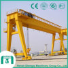 Capacity 5 Ton to 50 Ton Double Girder Gantry Crane