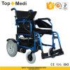 Topmedi Lightweight Powerful Desk Armrest Power Electric Wheelchair
