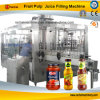 Vegetable Jam Automatic Filling Capping Machine