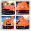 Marine Safety Automatic Inflatable Rubber Life Raft for 10 Persons