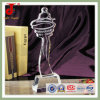 Crystal Sports Trophy for Champion (JD-CT-411)