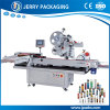 Automatic Horizontal Small Bottle Self Adhesive Sticker Label Labeling Machine