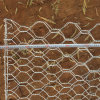 Made in China Cost Price Hot Dipped Galvanized Gabion Mesh