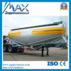 Bulk Cement Tank Semi Trailer with 6mm Tank Body 3axles