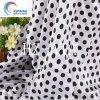 Silk Satin Fabric DOT Print Fabric
