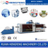 Automatic Stacking Counting Water Cup Making Machine with Tilting Mould