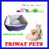 High Quaulity Comfort Denim Dog Bed (WY1610128)