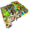2016 Newest Forest Theme Children Indoor Playground Equipment