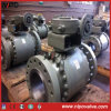 API 6D Forged Steel Q47f Trunnion Ball Valve