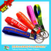 Promotional Bulk Silicone Bracelet Key Chain (TH-3066)