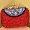 2014 Fashion Evening Bag Hand-Embroidery Party Bag (SY5406)