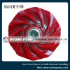 Polyurethane Spare Parts Impeller of Centrifugal Slurry Water Pump