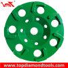 L Shape Diamond Grinding Cup Wheels