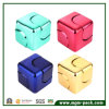 2017 New Designed Fidget Square Cube Spinner