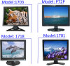High Quality 17inch LCD Monitor /17inch LCD TV Monitor