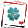 Lucky Badge/Fashion Metal Lapel Pin for Sale