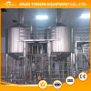 Turnkey Beer Brewery, Craft Beer Brewing Whole Set Equipment 15bbl