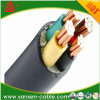 Steel Wires Armored XLPE Insulated Copper Conductor Yjv22 Power Cable