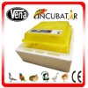Best Selling Va-48 Small Size Full Automatic Duck Egg Incubator for Sale