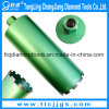 Brazed Concrete Core Drill Tool for Cutting Marble