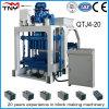 Manual Hollow Block Making Machine with Moderate Price/Manual Block Making Machine (QTJ4-20)