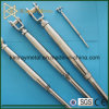 Jaw and Jaw Stainless Steel Pipe Type Wire Rope Turnbuckle