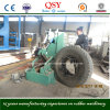 Tire Cutter/Tyre Cutting Machine Used Tire Recycling Machinery