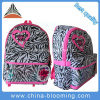 Cotton Fabric Children Backpack School Student Bag