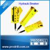 Side/Top Type Hydraulic Rock Breaker Hammer for Excavator
