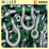 Stainless Steel European Bow Shackle