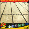 E0/E1/E2 Slotted Matt Laminated/Melamine MDF Board for Decorative in Shop