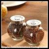 Set Oval Glass Jar / Spice Jar