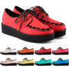 Women Shoes Flats Lace up Strappy Casual Sport Shoes