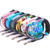 5m Nylon Retractable Dog Leash for Walking
