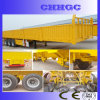 Cheap Transport Truck Trailer /40ft Side Wall Semi Cargo Trailer