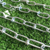1.0mm-5.0mm DIN5686 Zinc Plated Knotted Link Chain