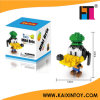 Kids Gift Carton Cute Mini Figure Block Bricks Toy Set 214PCS