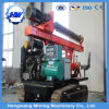Highway Hydraulic Pile Driver/Guardrail Piling Machine