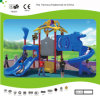 Kaiqi Small Sized Colourful Children′s Outdoor Playground Equipment (KQ30138A)