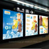 Outdoor LED Scrolling System Advertising for Light Box