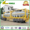 BPW 3 Axles Air Suspension Heating System Bitumen Truck