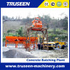 Supply High Quality Automatic Construction Machine Ready Mix Concrete Mixing Plant