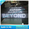 Semi-Outdoor Message Scrolling LED Sign