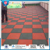 Playground Rubber Gym Floor Mat / Crumb Rubber Tile