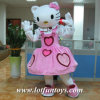 Hello Kitty Mascot Costume for Party, Event, Promotion