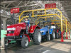 Prefabricated Light Steel Structure Tractor Center (KXD-222)