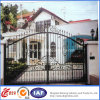 Public Multifunctional Security Wrought Iron Gate (dhgate-28)