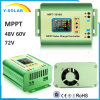 10A-MPPT 24V/36V/48V/60V/72V Li-Battery Solar Regulator Mpt-7210A