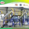 Waste Plastic Flakes Recycling Machinery Line